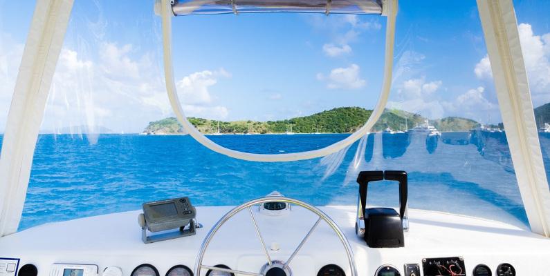 Timonerie idrauliche: ce ne sono per tutte le barche