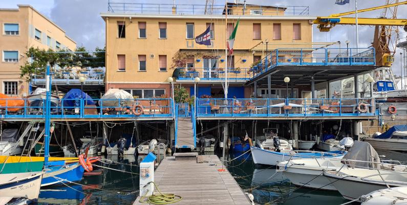 Unione Dilettanti Pesca Genova