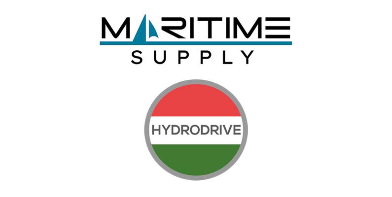 Maritime Supply distributore timonerie Hydrodrive